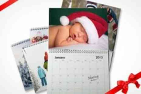 Vistaprint - Personalised Wall Calendars One - Save 50%