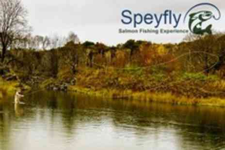 Speyfly - Full Day Salmon Fishing Experience - Save 48%