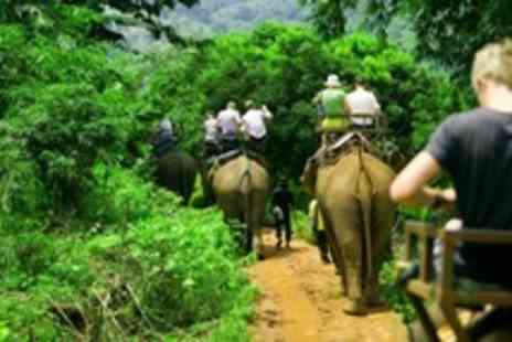 Earthbound Expeditions - Eight Day Tour With Accommodation and Excursions Including Elephant Ride In Nepal - Save 50%