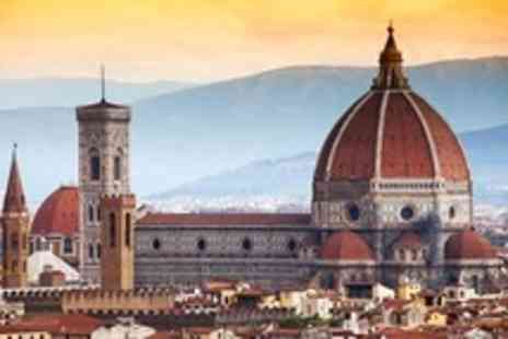 The J and J Hotel - One Night Stay For Two With Breakfast and Bottle of Sparkling Wine In Florence - Save 36%