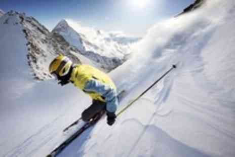 SnowTrex - Seven Night Apartment Stay For Two With Lift Passes In French Alps - Save 18%