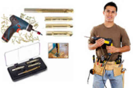 SVB Trading - 4 Piece Screw Removal Kit - Save 66%