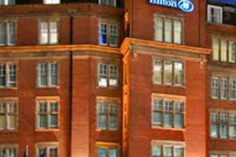 Hilton Nottingham Hotel - Health Club Day for Two and Off Treatments - Save 55%