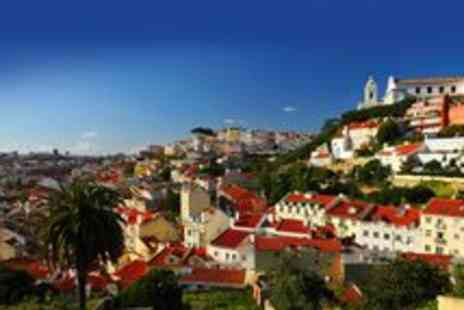 HolidaysBooked.com - Lisbon Break with Flights and 5 Star Hotel 2 Nights - Save 41%