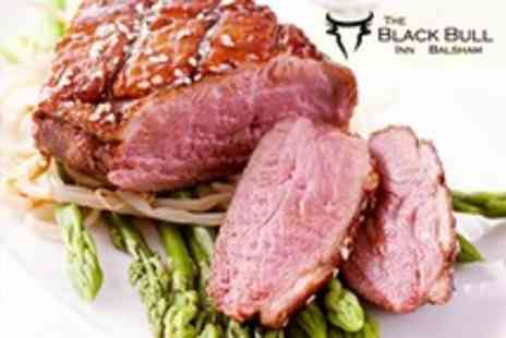 The Black Bull - Two Course British Meal For Two - Save 30%