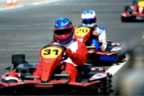 SupaKart Newport - Go-karting day out  - Save 60%
