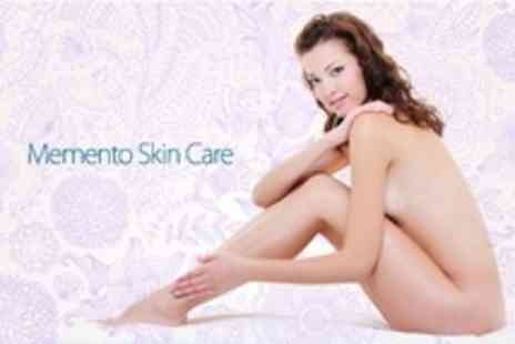 Memento Skin Clinic - Six IPL Hair Removal Treatments For One Small Area - Save 85%