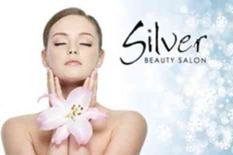 Silver Beauty Salon - One Hour THAI Facial, Manicure, or Pedicure - Save 53%