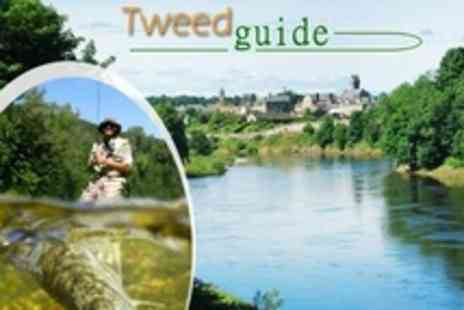 Tweed Guide - Fly Fishing Introduction Day - Save 60%