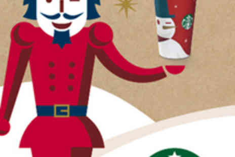 Starbucks - Card eGift worth £10 - Save 50%