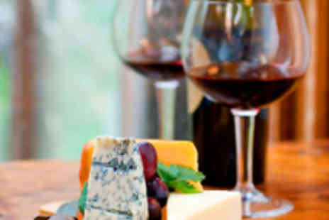 Vinea - Wine and Cheese Tasting For Two - Save 52%
