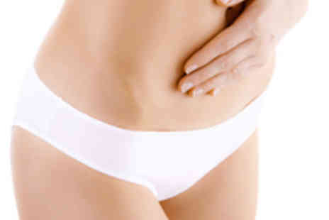 Body Boutique Clinics - Three Laser Lipo Sessions on One Body Area - Save 84%