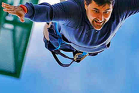 Extreme Sensations Bungee - Bungee Jump Experience - Save 51%