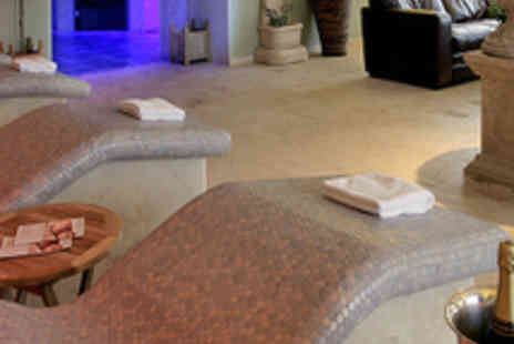 The Secret Spa - Twilight Spa Package with Treatment and Champagne - Save 50%