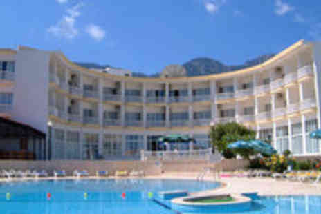 A1Cyprus - Seven night holiday in including flights VIP transfers and half board accommodation - Save 47%