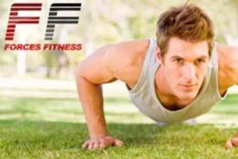 Forces Fitness - Twelve Boot Camp Sessions For One - Save 92%