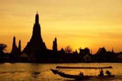 Adventure Travel - 7Days Thailand and Laos Adventure Combo - Save 30%