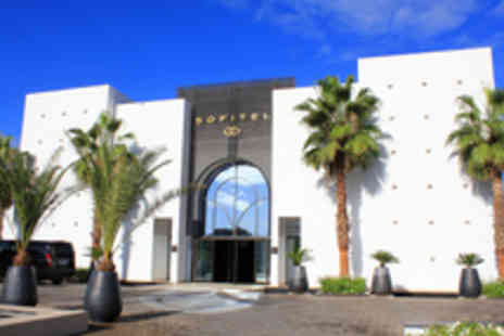 Sofitel Marrakech Lounge and Spa - Luxury five star Morocco city and beach holiday in two Sofitel hotels with all travel - Save 36%