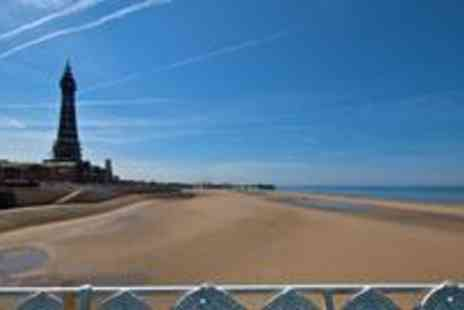 Leverdale Hotel - Two night Blackpool break for two including breakfast - Save 63%