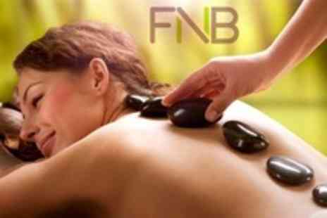 Felicity Natural Beauty - One Hour Aromatherapy Facial, Hot Stone Massage Plus Mini Mani Pedi - Save 44%