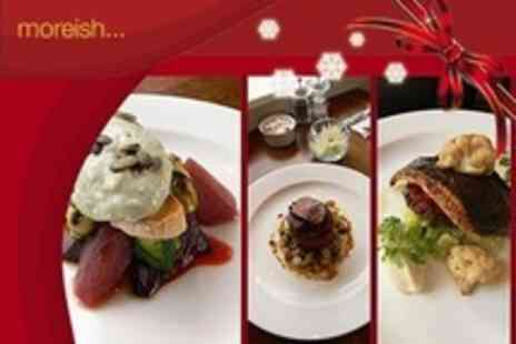 Moreish - Seven Course Tasting Menu For Two With Mulled Wine - Save 62%