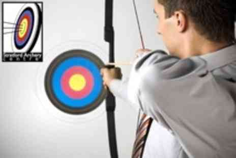 Stratford Archery Centre - Two Hour Archery Session For One - Save 77%
