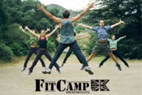 Fit Camp UK - One Month Fit Camp - Save 71%