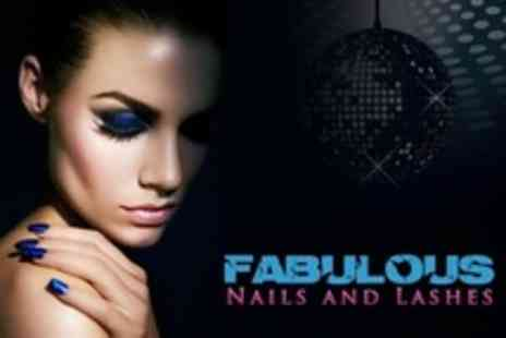Fabulous Nails and Lashes - Artistic Colour Gloss Manicure - Save 60%