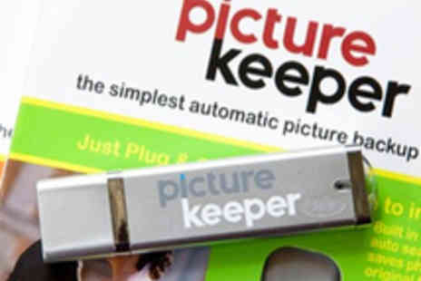 Imageprint - Picture Keeper 4GB USB Stick Including Delivery - Save 53%