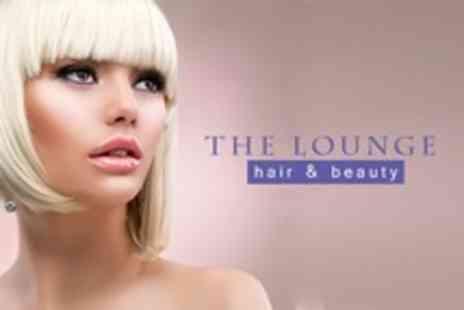 The Lounge Hair - Hair Restyle, Cut and Finish - Save 62%