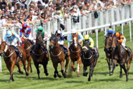 Southwell Racecourse - Two Grandstand tickets for a day - Save 59%