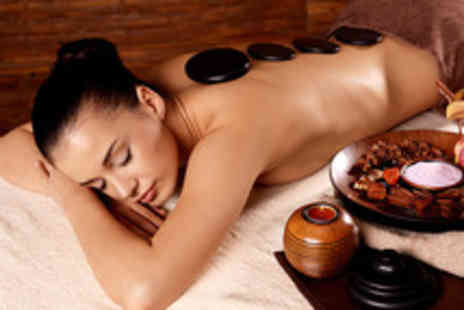 Simply Holistics with Yvonne - One hour massage plus a 25 min Quench facial - Save 74%