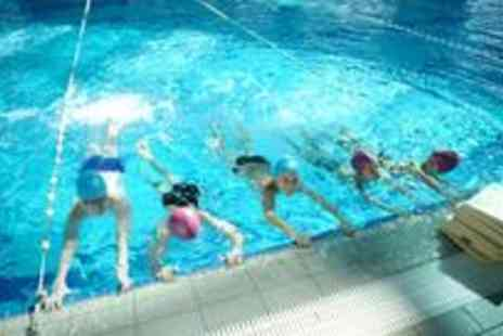 Learn 2 Swim - Four childs swimming lessons - Save 59%
