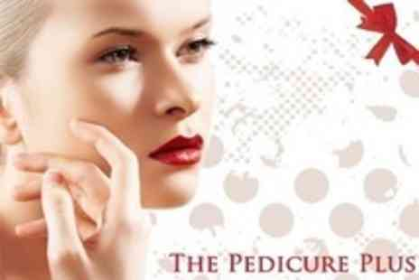The Pedicure Plus - Semi Permanent Make Up on Eyes or Brows - Save 26%