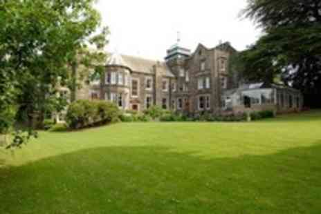 Makeney Hall Hotel - In Derbyshire One Night Stay For Two With Tea, Cakes, Wine and Breakfast - Save 47%