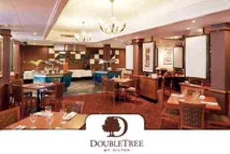 Doubletree - One Nights For Two With Three Course Meal, Breakfast and Late Check out - Save 18%