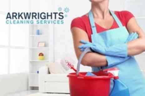 Arkwrights Cleaning Services - House Clean Including Up to Three Bedrooms - Save 45%