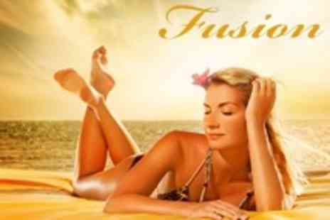Fusion Hair, Beauty and Nails - Choice of Beauty Treatment Such as Manicure, Pedicure or Luxury Thai Facial - Save 58%