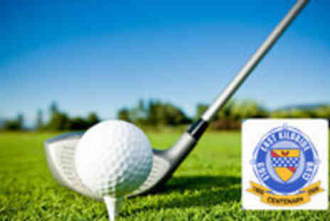 Paul McKay golf lessons - 6 One to One Golf Lessons - Save 74%