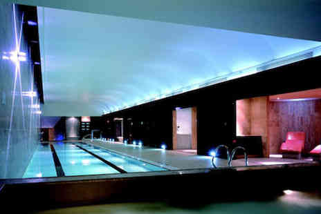 Chelsea Harbour Club - Spa Day with Facial or Body Exfoliation Treatment - Save 71%