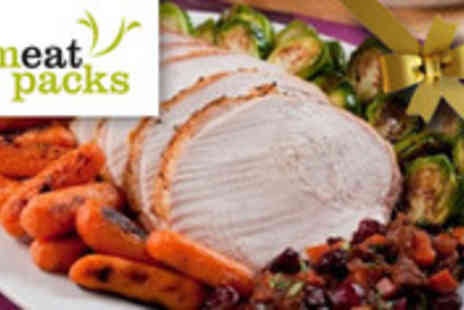 Meatpacks - Family Christmas Meat Hamper - Save 50%