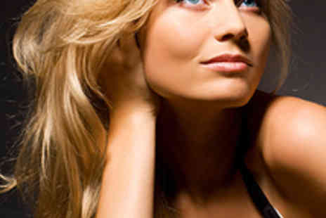 Pure Hair - Haircut, Blow Dry, and Deep Conditioning Treatment - Save 62%