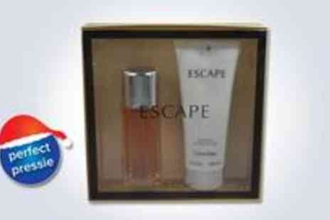 CRM Trading - Calvin Klein Escape gift set for women - Save 52%