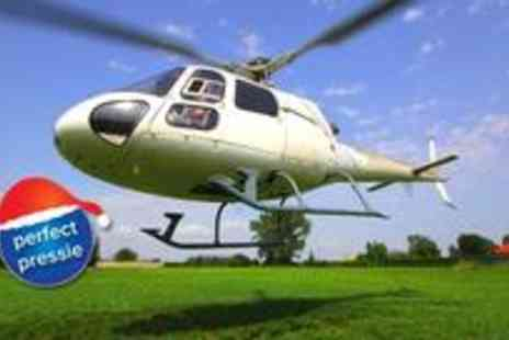 Heli Adventures - Helicopter flight with a choice of tours - Save 64%
