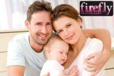 Firefly Photography - Photoshoot For Family, Couple or Individual With Beauty treatments Plus Deluxe - Save 91%