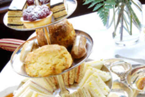 Kimbridge Restaurant - Afternoon Tea for Two with a Glass of Bubbly Each - Save 51%