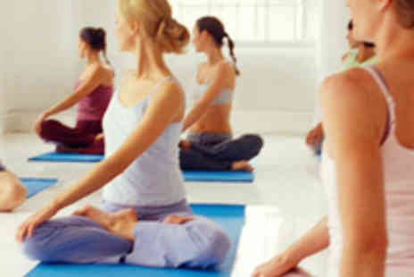 Perfect Fit for Life - Ten Fluid Vinyasa Yoga Classes - Save 70%
