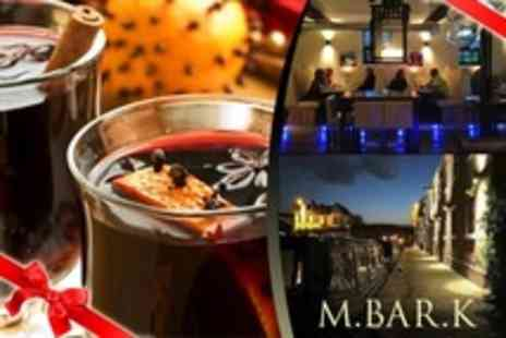 M.Bar.K Bar and Restaurant - Canal Boat Cruise With Mulled Wine Afternoon Tea - Save 28%