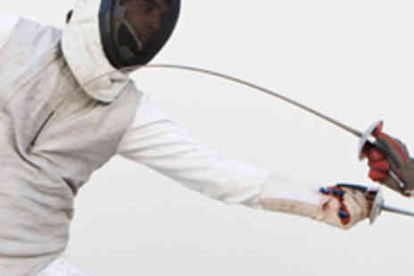 Fighting Fit Fencing - Two Hour Introduction to Fencing Lesson - Save 60%