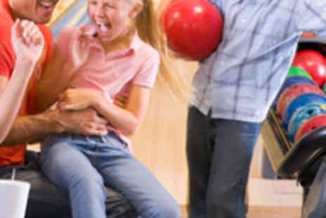 Corn Exchange Village - One Hour of Bowling for Six with Pizza to Share - Save 69%
